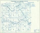 Township 5 N., Range 3 W., Wilark, Mt. Cedara, Clatskanie River, Columbia County 1956